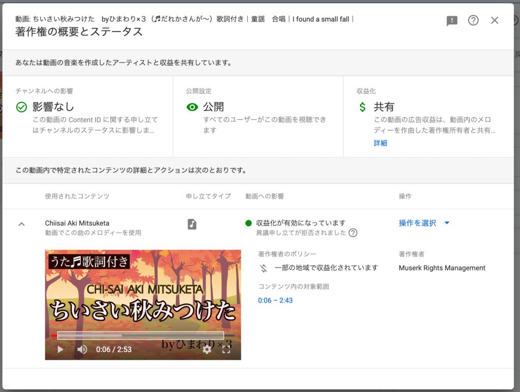 音楽 著作 権 youtube